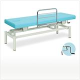 ベッドガード付き昇降ベッド