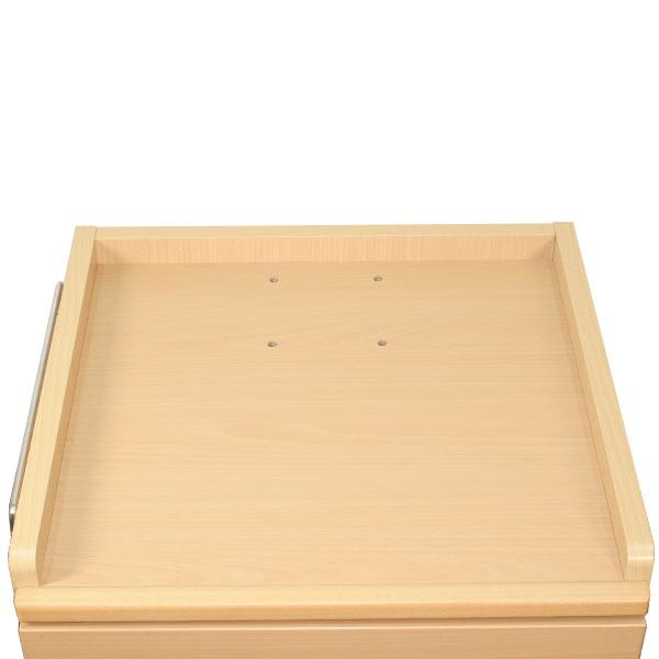 中古品 木製チェスト