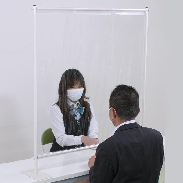 飛沫感染防止パーテーション