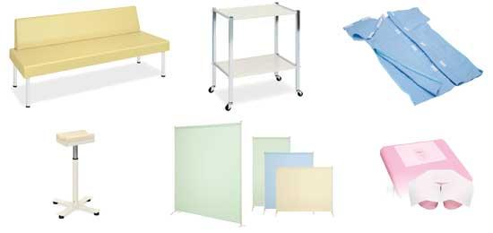 業務用家具・設備